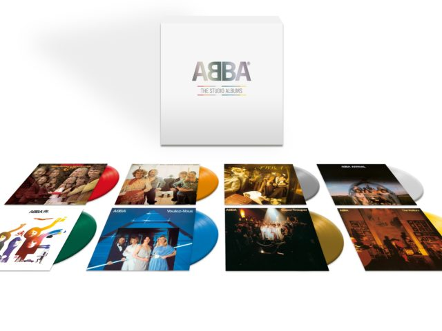 Abba, l'opera omnia in vinile