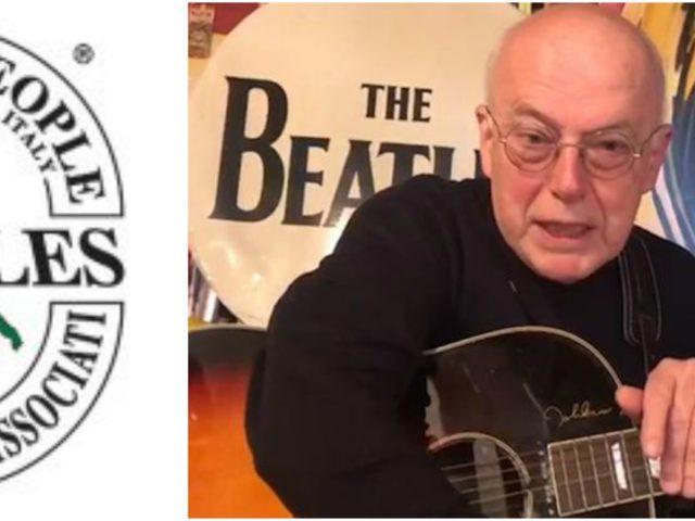 Nella sua martoriata Brescia, virtualmente incontriamo Rolando Giambelli e la sua galassia dedicata ai Beatles