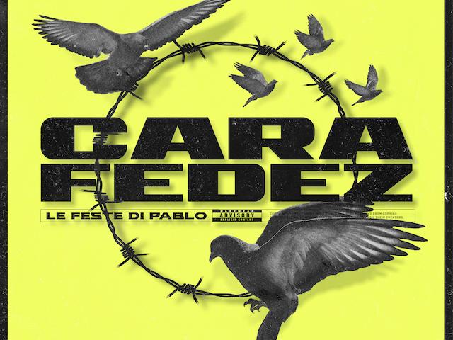 Quasi due milioni e mezzo le visualizzazioni del lyric video di Le Feste di Pablo, opera di Cara con Fedez..