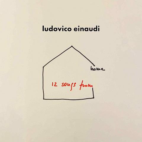 Ludovico Einaudi pubblica 12 Songs From Home