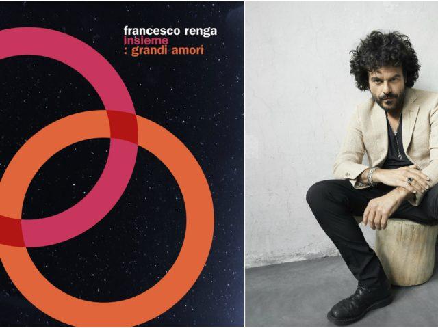 La vita non è fatta per vivere da soli! Francesco Renga pubblica il nuovo brano Insieme: Grandi Amori…