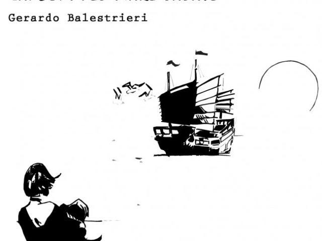Gerardo Balestrieri – Canzoni del mare salato (Egea Music GB 001) isole, pesci, filastrocche, Corto Maltese e tanta Venezia