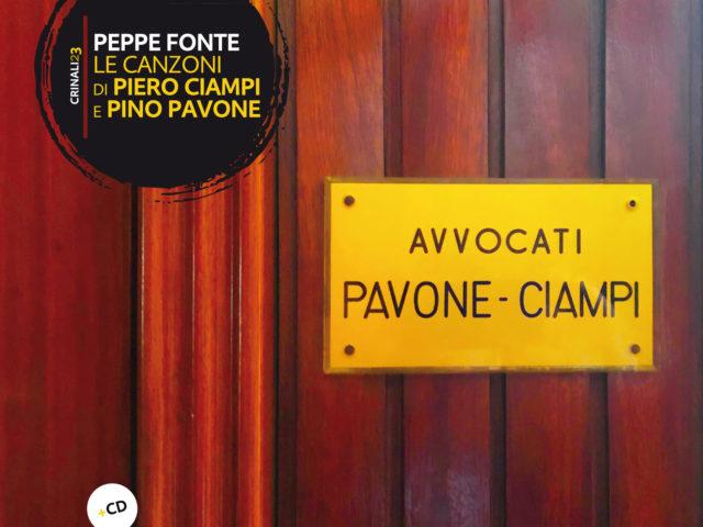 Le canzoni di Piero Ciampi e Pino Pavone, interessante disco di Peppe Fonte edito da Squilibri