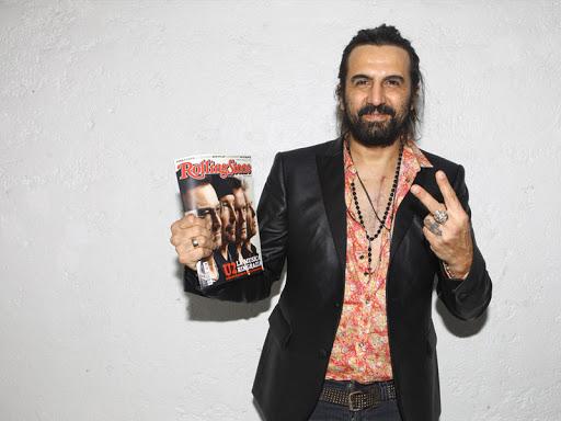 Omar Pedrini docente di rock a La Banda dei FuoriClasse su Rai Gulp
