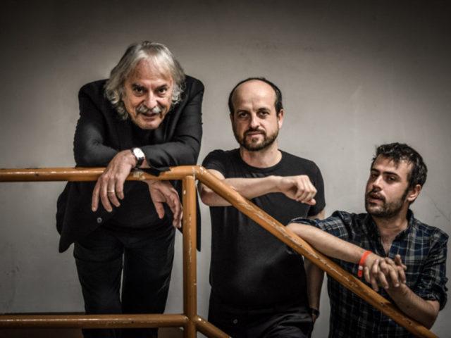 Rava, Herbert e Guidi  in digitale con For Mario (live)