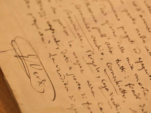 Giuseppe Verdi, 120 anni fa il suo lascito in favore di ospedali ed enti benefici