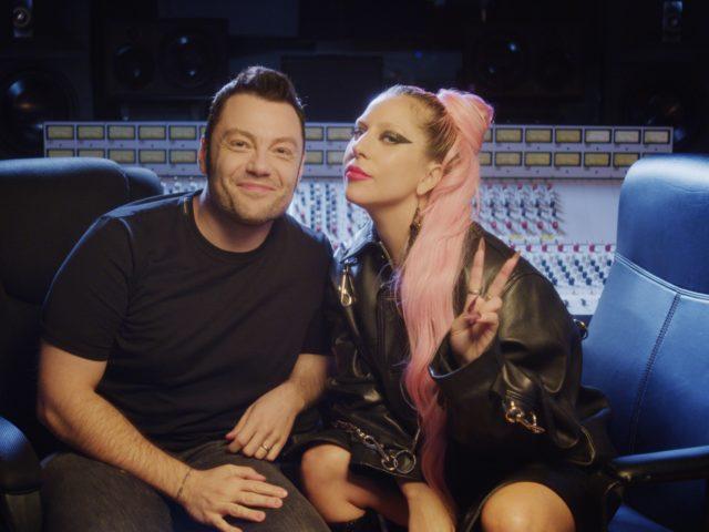 Tiziano Ferro intervista Lady Gaga per RTL 102.5 e Vanity Fair Italia