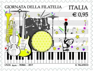 Filatelia e musica rock, francobolli e collezionismo discografico: le mille osmosi
