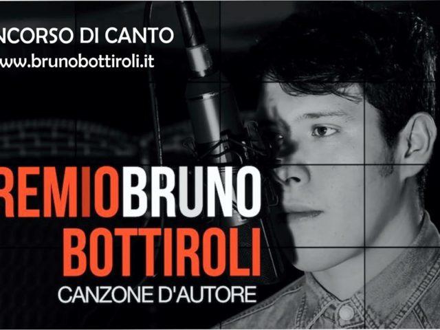 Sabato 8 Giugno a Porretta Terme la finale del Premio Bruno Bottiroli: Fio Zanotti presidente di giuria