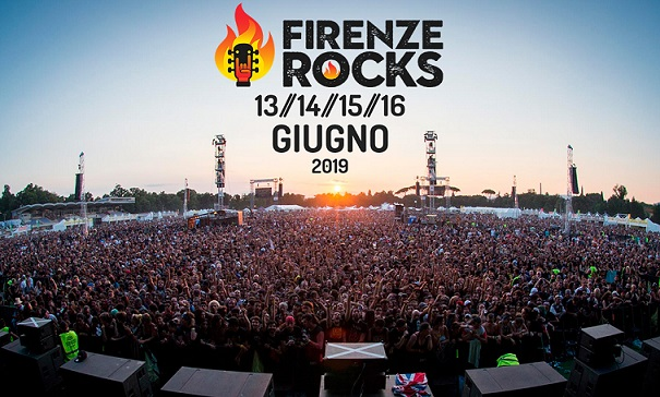 Ed Sheeran, Eddie Vedder e The Cure a Firenze Rocks