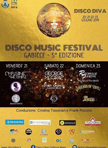 Gabicce Mare, nella capitale italiana della Discomusic torna Disco Diva