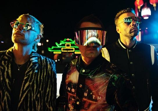 Muse, cresce l'attesa per i concerti italiani