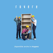 Rovere – Disponibile anche in mogano (Sony music)