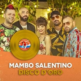 Boomdabash, Mambo Salentino è disco d'oro