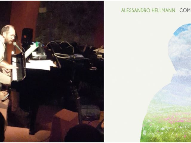 Nostra nuova intervista ad Alessandro Hellmann ..le fleuve pillé