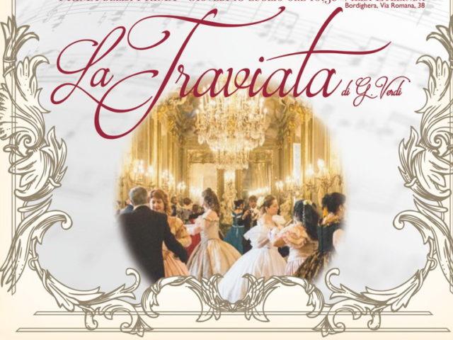 Sabato a Bordighera tutti attendevano la rappresentazione de La Traviata, ma ..