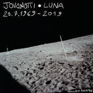 Jovanotti, arriva Luna (cover di Gianni Togni)