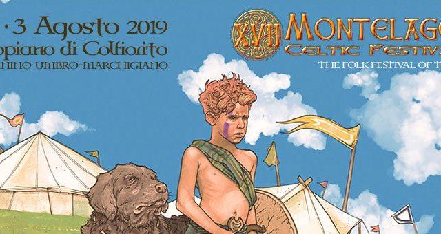 Montelago Celtic Festival dall'1 al 3 Agosto 2019: corsi di scherma, matrimoni, 28 concerti, birra, falconeria, produzione della carta ..