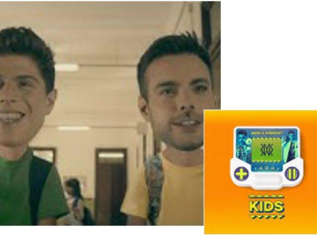 Il video ufficiale di Kids (nuovo singolo di Merk & Kremont) è online da oggi Giovedì 18 Luglio