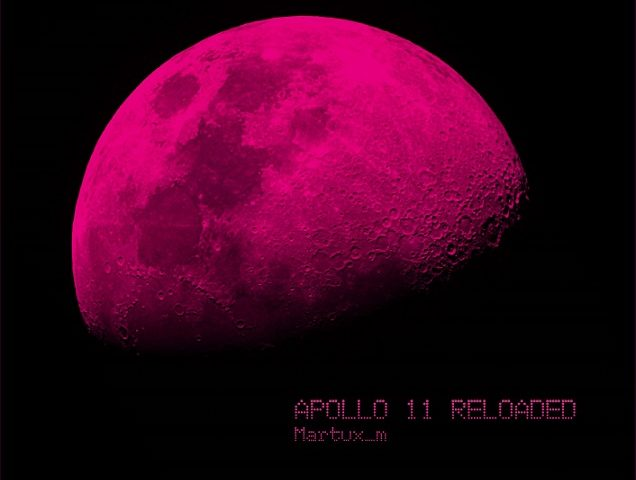 Apollo 11 Reloaded, il concept album di Martux