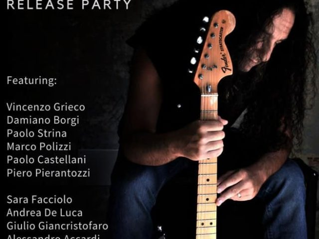 Il chitarrista Vincenzo Grieco debutta con Misleading Lights Of Town