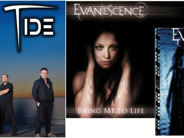 Il gothic metal dei pratesi Raven Tide in apertura dello show degli Evanescence all'Arena di Verona