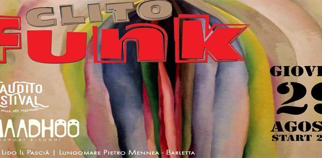 Con il rock'n'roll dei Clito Funk, si chiude l'Inaudito Festival a Barletta