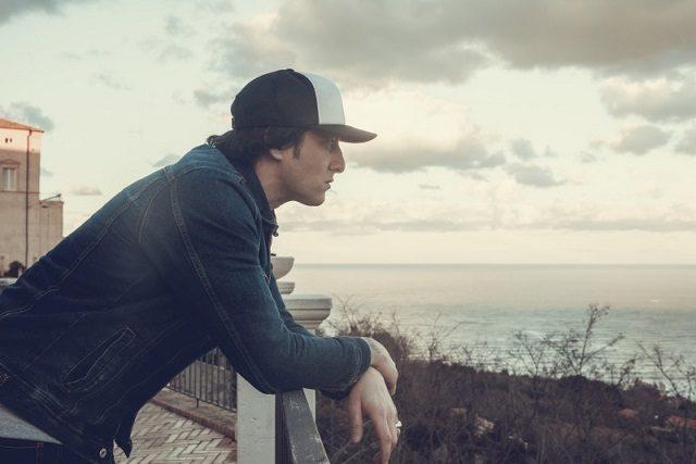 Luca Dirisio, on air Come il mare a settembre