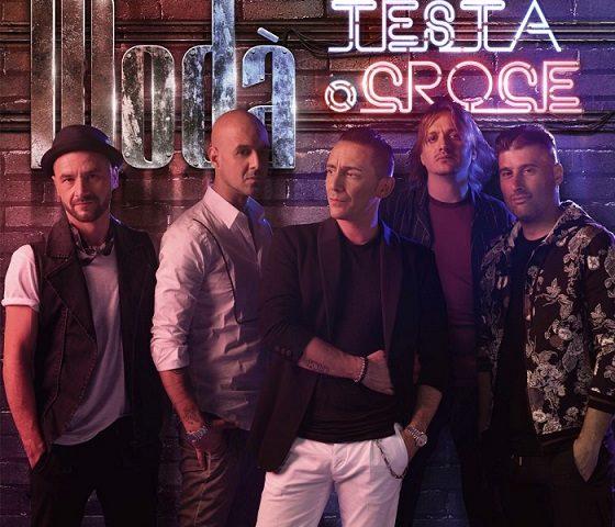 Modà: da Lunedì 6 Gennaio in radio il singolo Testa o Croce, estratto dall'album omonimo