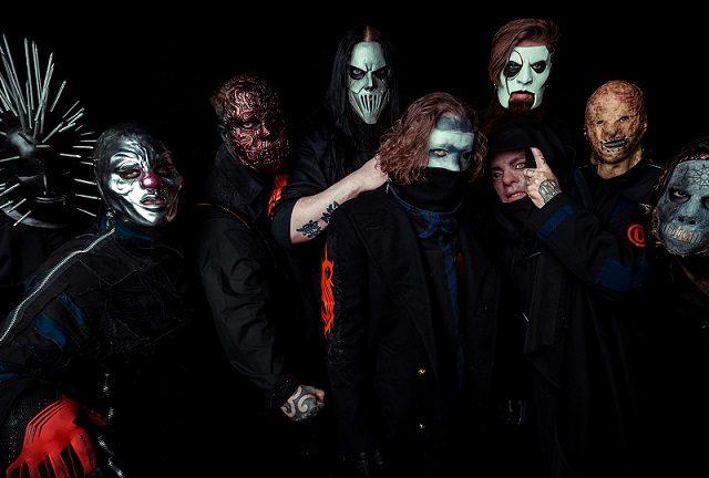 GLi Slipknot l'11 febbraio 2020 a Milano