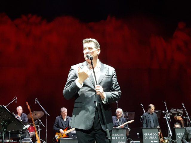 Tony Hadley e Gerardo Di Lella Pop O'rchestra – Roma (Cavea Auditorium) 31/07/2019