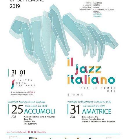 Fara Music Festival, concerti ad Accumuli e Amatrice