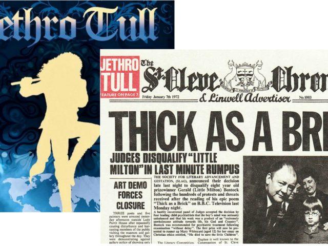 The Ballad of Jethro Tull (la prima e ufficiale storia illustrata) ed a Novembre i concerti a Padova, Milano, Firenze e Roma