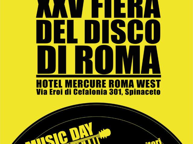 Music Day Roma il 28 e 29 settembre con Vittorio Nocenzi, Lino Vairetti, Guido e Maurizio De Angelis