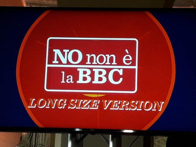 No non è la BBC, Renzo Arbore il 26 settembre su Rai2