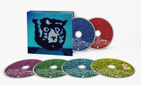 R.E.M., edizione speciale per il 25° anniversario di Monster