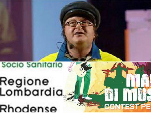 A Garbagnate Milanese il Festival della Salute, con Bruce Ketta ed il contest Malati di Musica