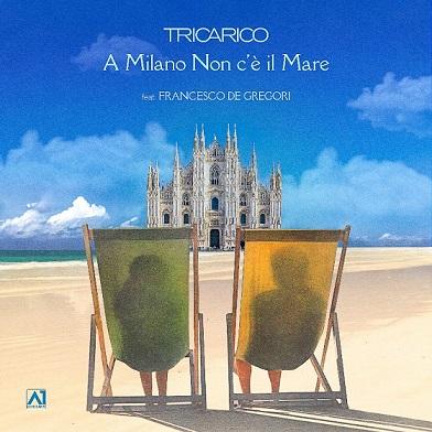 Tricarico duetta con Francesco De Gregori in A Milano non c'è il mare