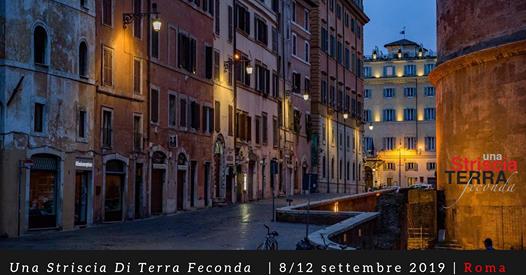 Una striscia di terra feconda all'Auditorium Parco della Musica di Roma dall'8 al 12 settembre
