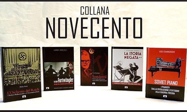 Novecento. Una collana documentaria di Musica e Storia: interessanti questi libri realizzati da Zecchini Editore