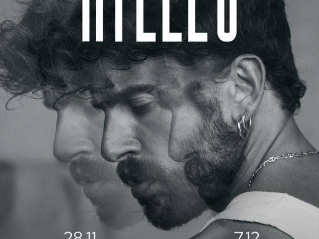 Aiello in concerto a Milano (Giovedì 28 Novembre 2019 @ Santeria Toscana 31) e a Roma (Sabato 7 Dicembre @ Largo Venue)