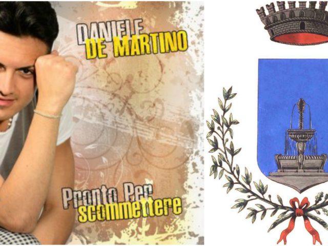 Il comune barese di Acquaviva Delle Fonti vs il rapper palermitano Daniele De Martino