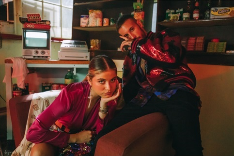 Fred De Palma, arriva il singolo con la star latina Sofia Reyes