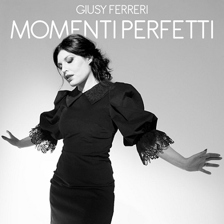 Giusy Ferreri, in radio arriva Momenti Perfetti