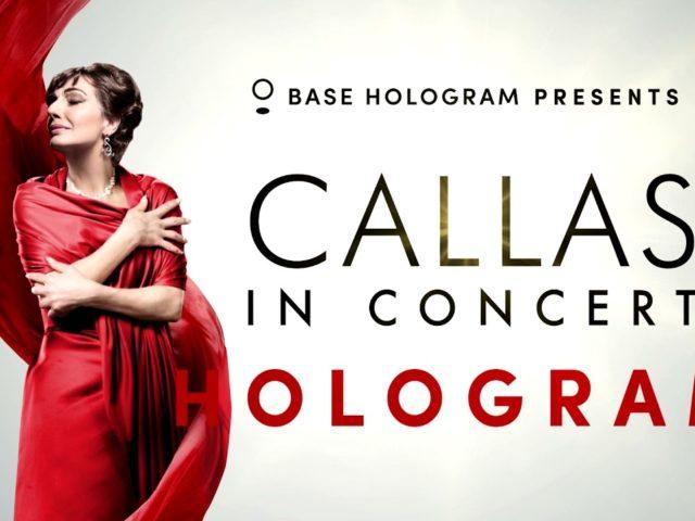 Lo spettacolo Callas in Concert – The Hologram Tour dopo le Americhe, Londra, Amsterdam, Bruxelles, Parigi, Lione, Zurigo arriva finalmente in Italia