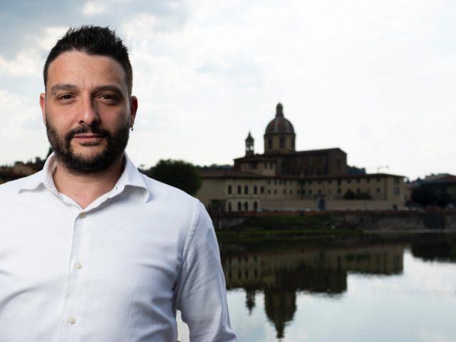 Il consigliere comunale Mirco Rufilli (cantante rock) nominato dal sindaco Dario Nardella referente dell'amministrazione per la valorizzazione e la promozione della Fiorentinità