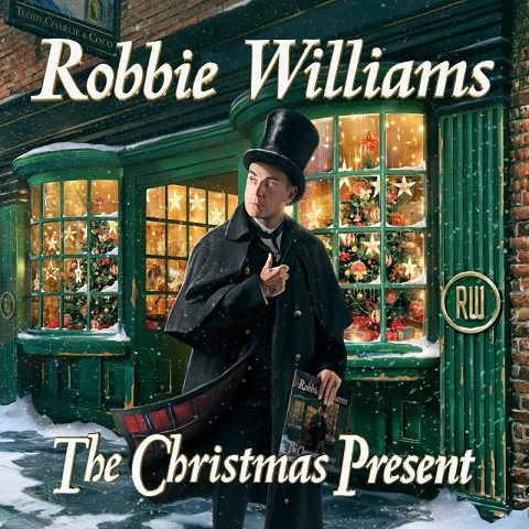 Robbie Williams pubblica il primo album di Natale