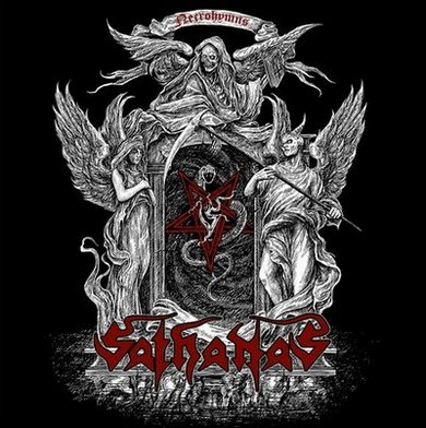 Sathanas – Necrohymns (Transcending Obscurity Records)