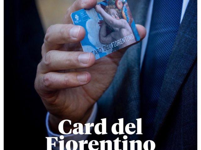 4300 Card del Fiorentino vendute nel primo mese