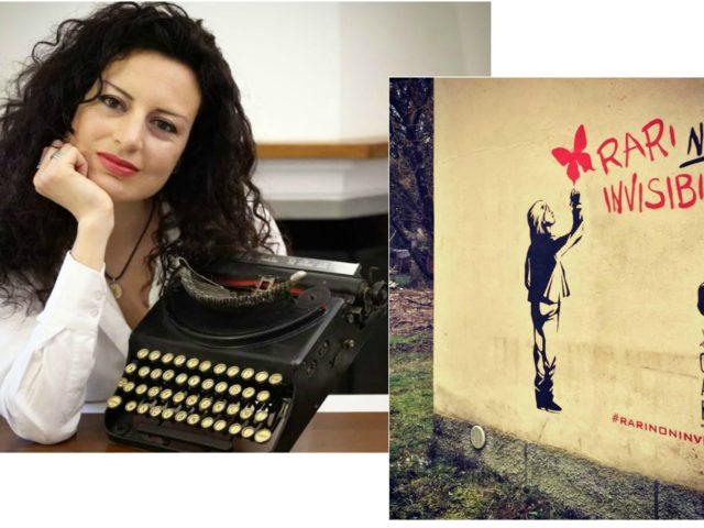 La rara e non invisibile Caterina Ceccuti, un puzzle di infinite combinazioni, tra Nick Cave, Nek, Radiohead, De Gregori ..